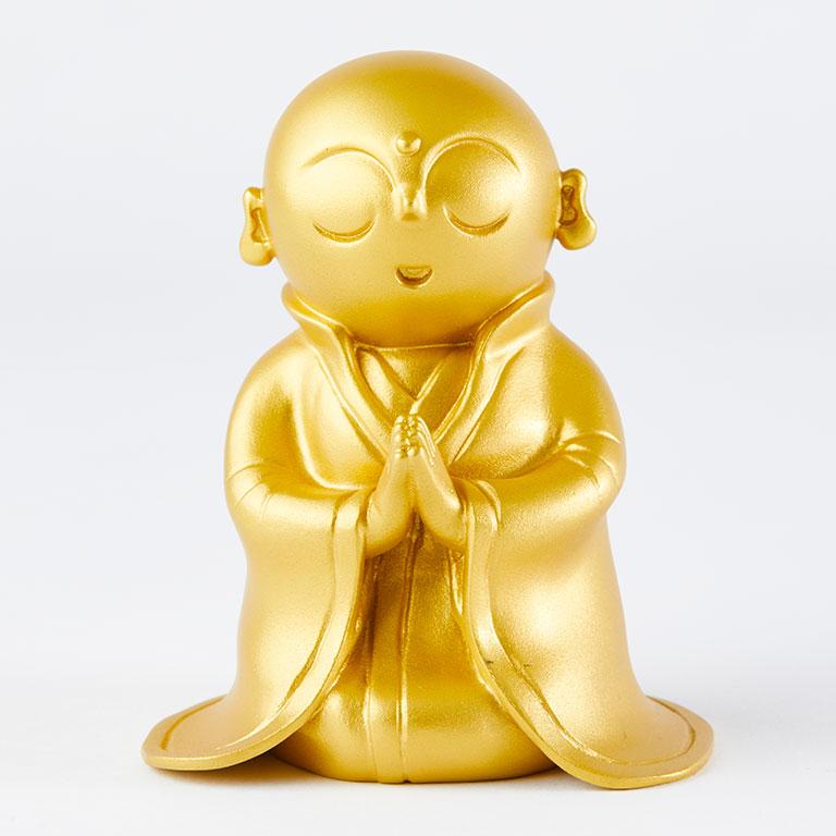 純金手元供養地蔵